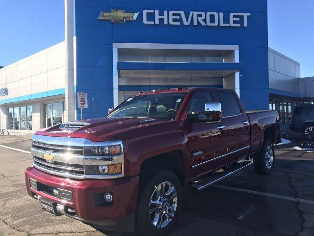 2500Hd High Country >> New 2019 Chevrolet Silverado 2500hd High Country 4wd