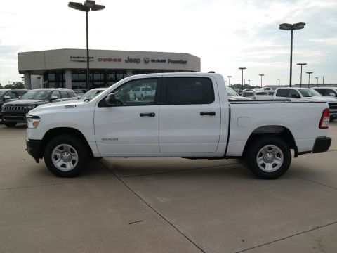 new ram vehicles for sale in el reno frontier auto group. Black Bedroom Furniture Sets. Home Design Ideas
