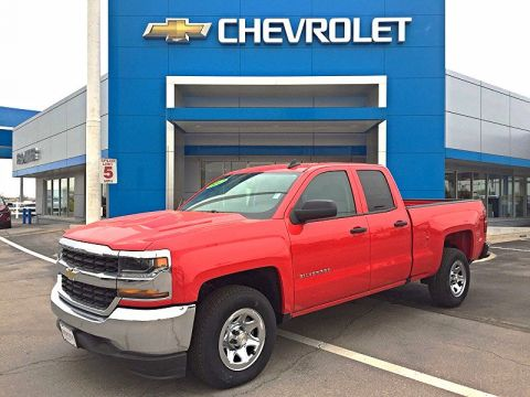 New 2017 Chevrolet Silverado 1500 LS