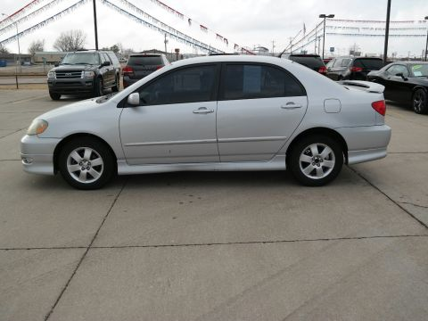 Pre-Owned 2007 Toyota Corolla