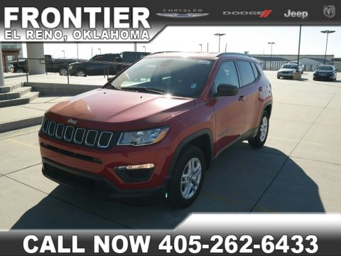 new jeep vehicles for sale in el reno frontier auto group. Black Bedroom Furniture Sets. Home Design Ideas