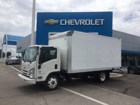 New 2017 Chevrolet Low Cab Forward 4500XD Diesel